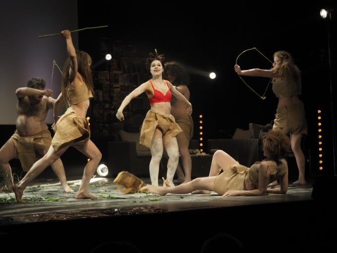 Diana ou la Vengeance de Cupidon, Amilly mai '18