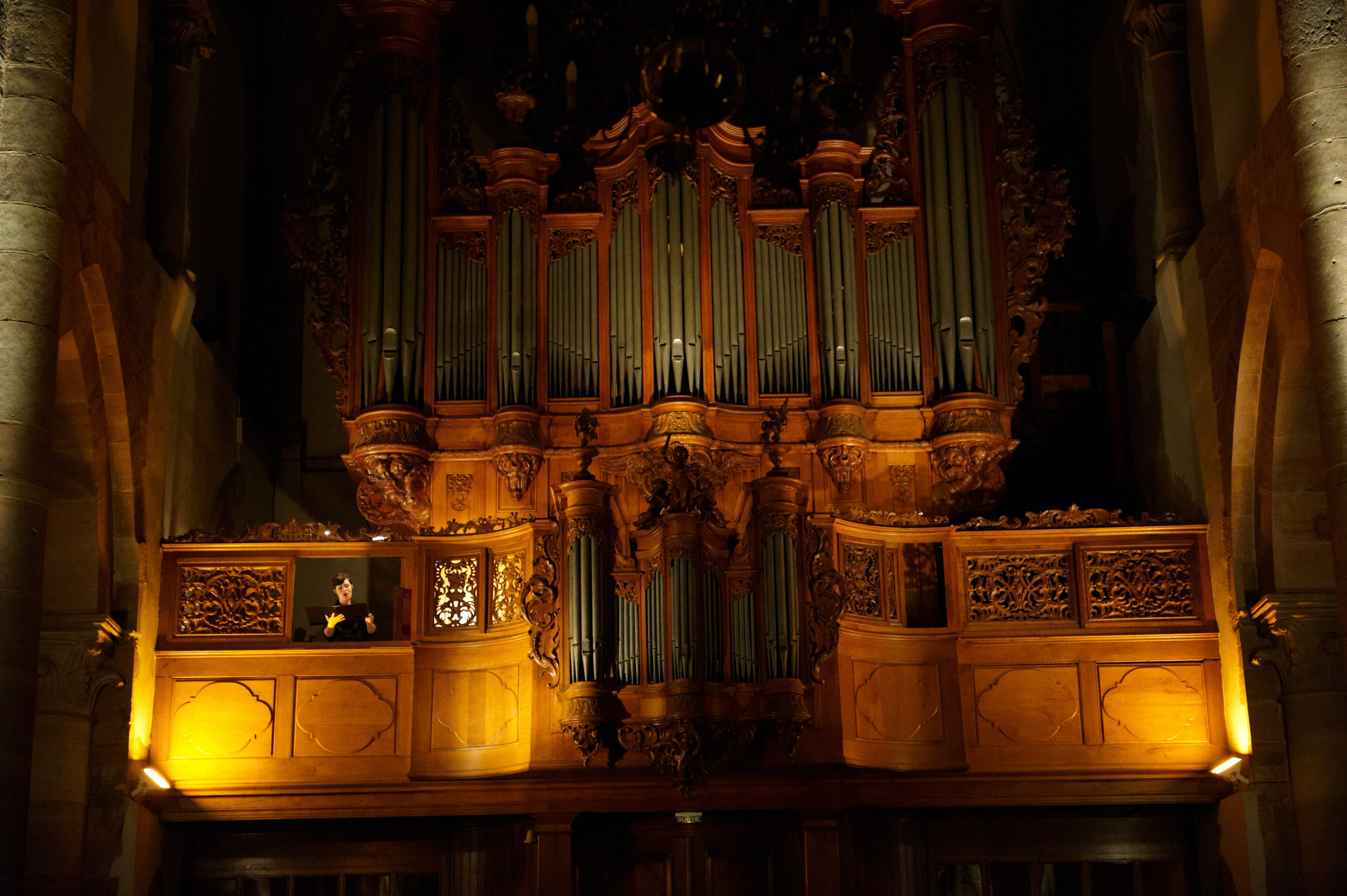 Concert Couperin, Strasbourg Saint Thomas