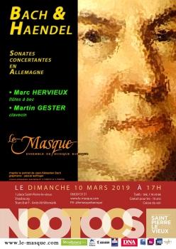 Bach Sonates